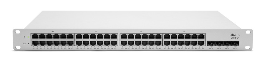 cisco meraki partner switch